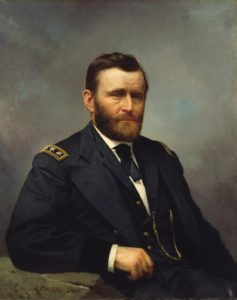 Ulysses S Grant Canada