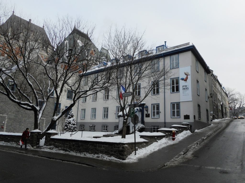 Duke of Kent House French Consulate Quebec City Prosper Bender
